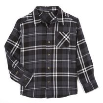 George Boys' Flannel Shirt M/M