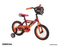 Huffy Disney•Pixar Cars Boys 14-inch Bicycle