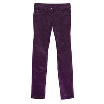 Jeggings en velours côtelé George pour fillettes Violet 6
