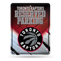 GTEI NBA Toronto Raptors Parking Sign