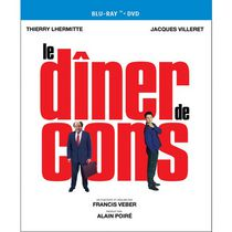 Le Dîner De Cons (Blu-ray + DVD) (French Edition)
