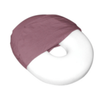 Foam Invalid Cushion - Burgundy