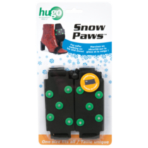 Crampons compacts Snow Paws™ de Hugo®, Taille unique