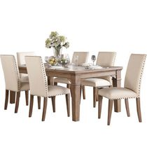 Topline 7 Piece Dining Set