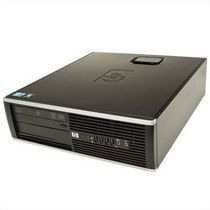 HP 6000 SFF Refurbished Desktop with Intel Core 2 Duo 3.0 GHz Processor