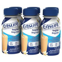 Ensure Regular Vanilla 6x235ml