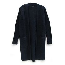 George Women's Long Sleeve Cardigan Navy S