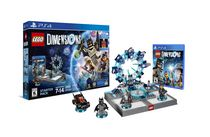 LEGO DIMENSIONS Starter Pack with Supergirl (PS4)