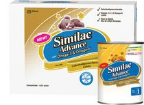 Similac Advance with Omega-3 & Omega-6