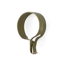 Mainstays Café Clip Rings Oil Rubbed Bronze - Pack of 14