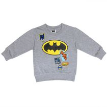 Batman Toddler Boys Long Sleeves Crew Neck Sweater 3T