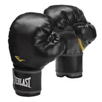 Everlast classic boxing training gloves Black engineered for heavy bag training and mitt work