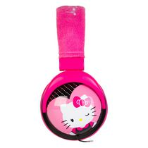 Hello Kitty Foldable Plush Over-Ear Headphones