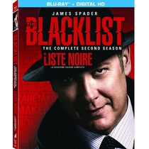 The Blacklist: The Complete Second Season (Blu-ray + Digital HD) (Bilingual)