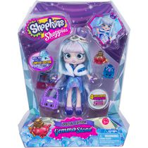 Poupée d'hiver Gemma Stone Shoppies de Shopkins - Exclusivité Walmart