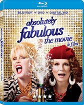 Absolutely Fabulous: The Movie (Blu-ray + DVD + Digital HD)
