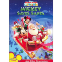 Mickey Mouse Clubhouse: Mickey Saves Santa And Other Mouseketales