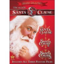The Santa Clause: 3 Movie Collection (Gift Set)