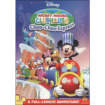 Disney Mickey Mouse Clubhouse: L'Express De Mickey