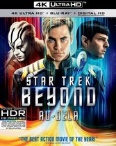Star Trek Beyond (4K Ultra HD + Blu-ray + Digital HD) (Bilingual)