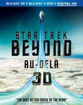 Star Trek Beyond (Blu-ray 3D + Blu-ray + DVD + Digital HD) (Bilingual)