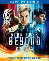 Star Trek Beyond (Blu-ray + DVD + Digital HD) (Bilingual)