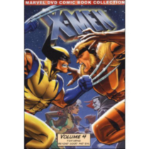 Marvel DVD Comic Book Collection: X-Men, Volume 4.