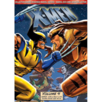Marvel DVD Comic Book Collection: X-Men, Volume 4 (Bilingual)