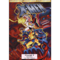 Marvel DVD Comic Book Collection: X-Men, Volume 3