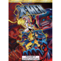 Marvel DVD Comic Book Collection: X-Men, Volume 3 (Bilingual)