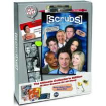 Scrubs: The Complete Collection (Collectible Lenticular Cover)