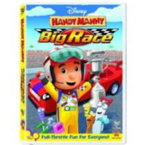 Handy Manny: Manny's Big Race