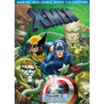 Marvel DVD Comic Book Collection: X-Men, Volume 5