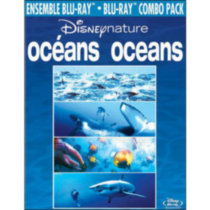 Disneynature: Oceans (Blu-ray + DVD) (Bilingual)