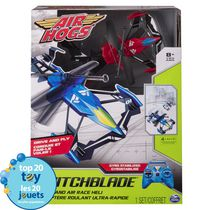 Air Hogs Switchblade Ground and Air Race Red RC Helicopter
