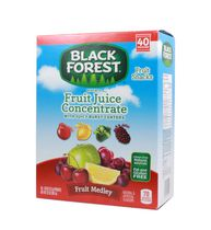 Black Forest Collations aux fruits mélange de fruits sans gluten