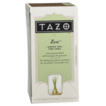 Starbucks TAZO Zen Green Tea