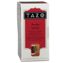 Starbucks TAZO Awake Tea
