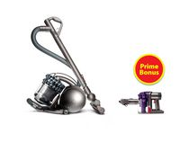 Dyson DC78 TH Cinetic Canister Vacuum Cleaner with Bonus DC34 Handheld Vacuum Cleaner