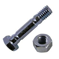 Laser Shear Pins and Nuts for Snow Blowers - 57543