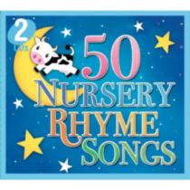 The Countdown Kids - 50 Nursery Rhyme Songs (2CD)