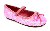 George Toddler Girls' Viv Flat Dress Shoes 6
