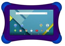 "Visual Land Prestige 7"" 16GB Tablet with Bumper Purple"