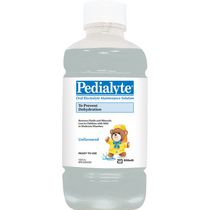 Pedialyte Oral Electrolyte Maintenance Solution - Unflavoured