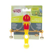 Living World Circus Bird Toy, Balance