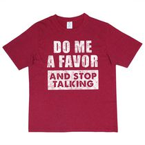 Do Me a Favor Men's Short Sleeve Tee Shirt M/M