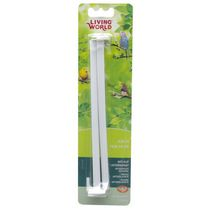 Living World Plastic Perches, 2 Pack