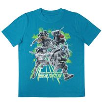Teenage Mutant Ninja Turtles Boys' Printed Short Sleeve T-Shirt 4