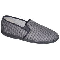 Tender Tootsies Mens Lefluer Slipper 12