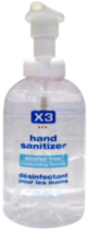 X3 Clean Alcohol Free Hand Sanitizer